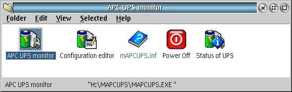 PSU Monitoring Software